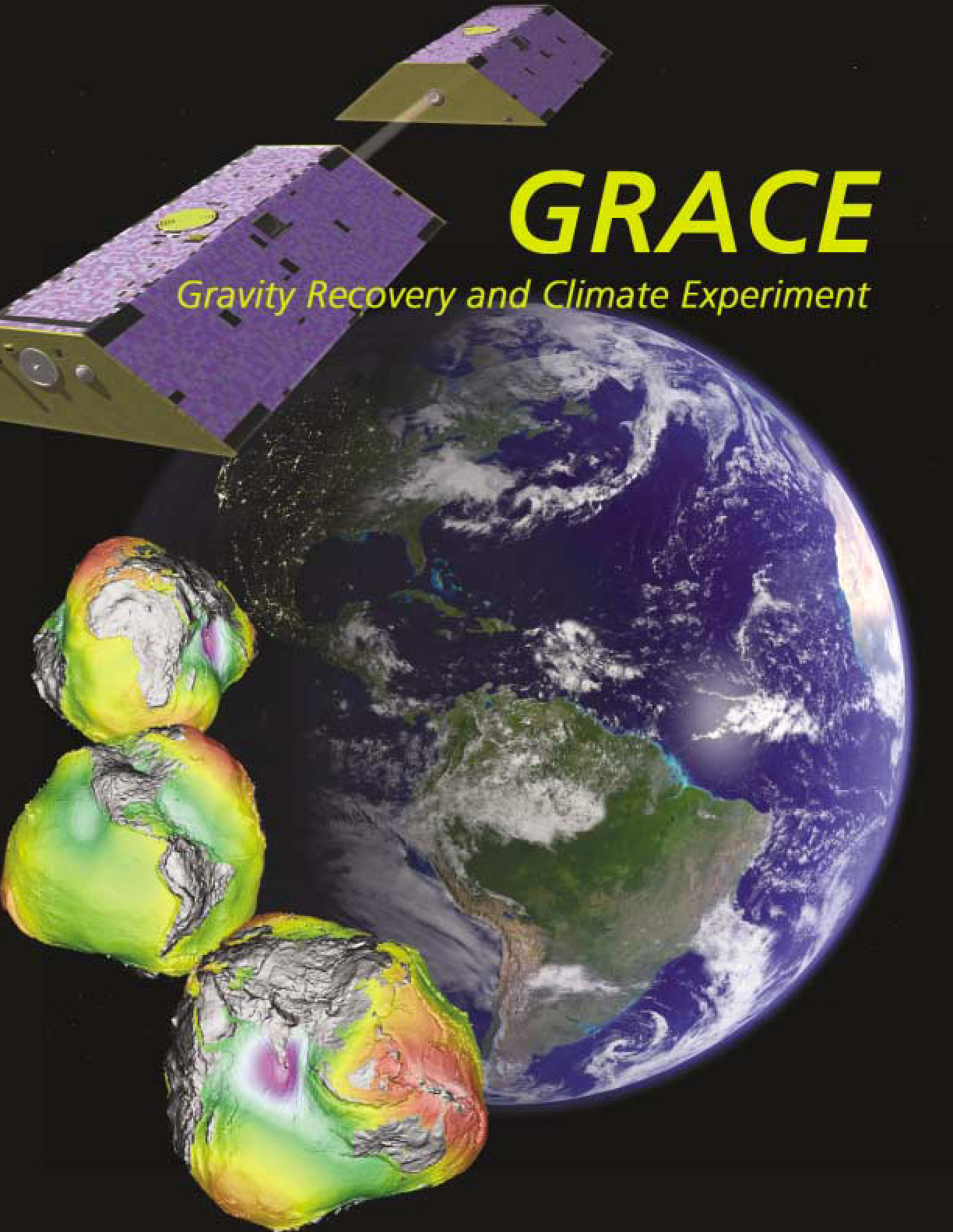 catastrophic grace in the mission The grace-fo mission, a partnership between nasa and the german research centre for geosciences (gfz), will measure small variations in earth's mass to track how and where water is moving across the planet.