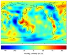 Gravity anomalies from decades of tracking Earth-orbiting satellites